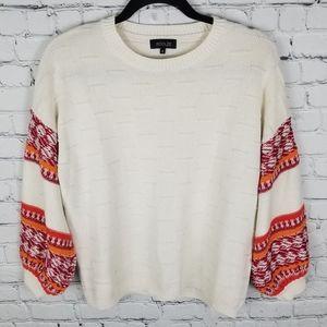 ROOLEE | Pomona bishop/puff sleeve knit sweater
